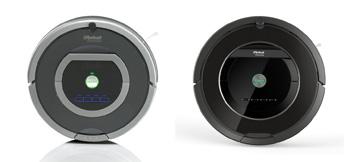 IRobot Roomba 780 vs 880