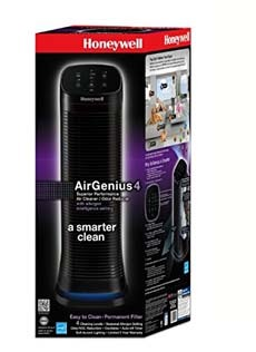honeywell airgenius 4